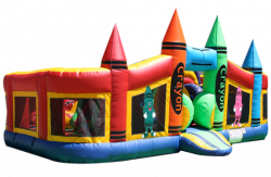 Side 2 1617906072 Crayon Toddler Bounce House