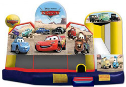 cars5in1bp 1618339530 Cars Combo Bounce House