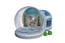 Snow Globe, Human, with easy Chamber Entry