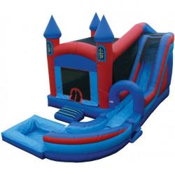 jump n splash castle with pool 2 piece 51093687 Jump N Splash