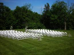 manychairs 1619464808 White Folding Chair