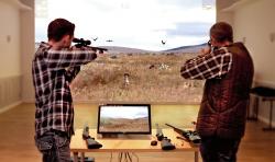 Western Shootout Simulator
