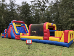 Obstacle Course 60 ft