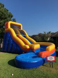 Curve 19 ft w/Pool