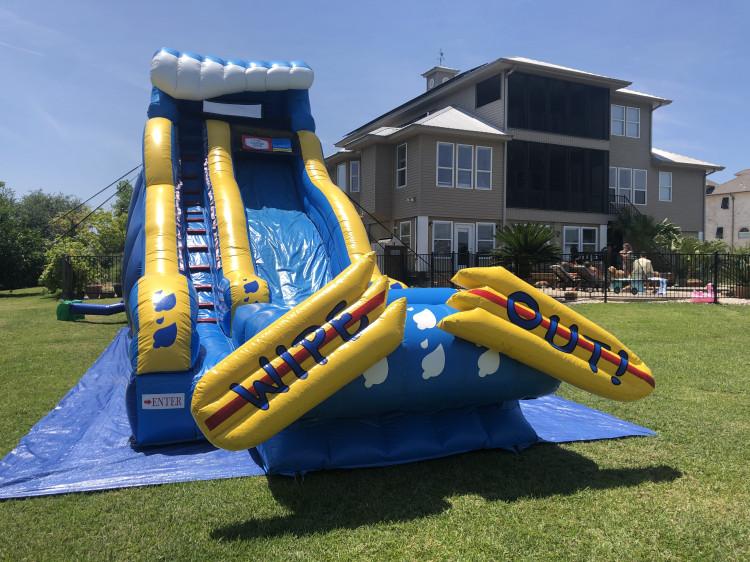 top notch water slide rentals Covington, LA
