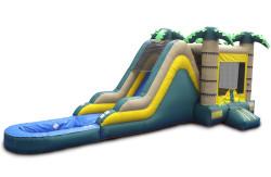 Tropical Combo (Waterslide Set Up)