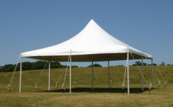 20'x20' Pole Tent Grass Only