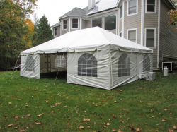 20x30 Traditional Frame Tent 3 Piece