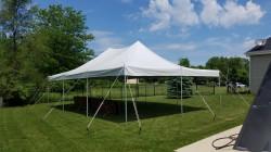 20180531 121816 1619626724 - 20' x 30' Standard Canopy Pole Tent