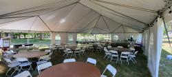 20210617 155216 1625077630 - 40' x 60' White Frame Tent