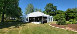 20210617 155239 1625077629 - 40' x 60' White Frame Tent