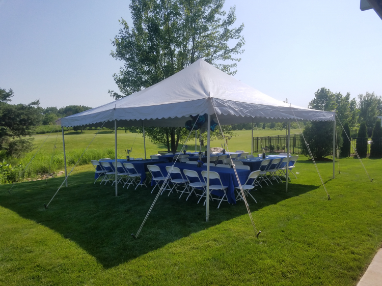 top notch tent rentals