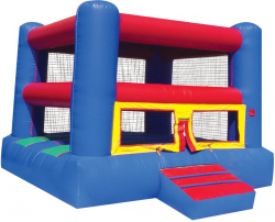 Boxing Ring Bounce House (Large)