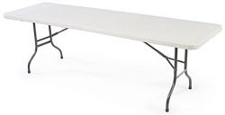 8ft Rectangular Folding Table