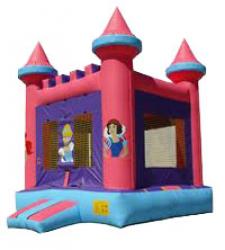 Princess Castle Bounce House (Large)