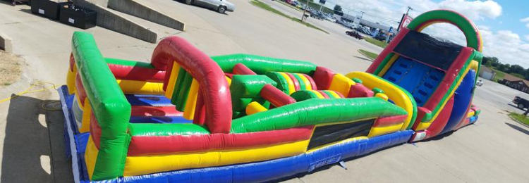 the best bounce house rental Maryville, MO