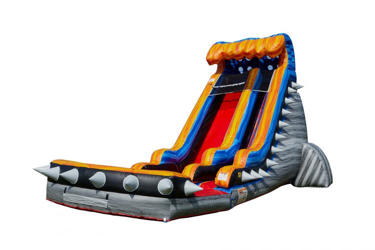 15' Rocker Slide /Dry