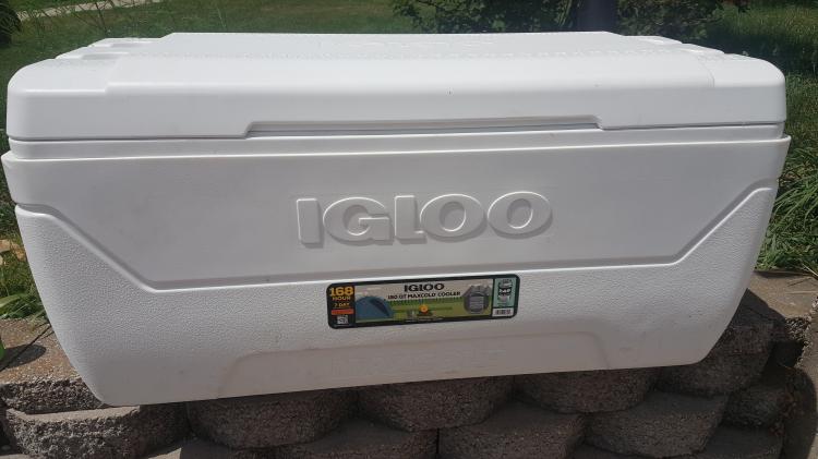 150 QT Cooler