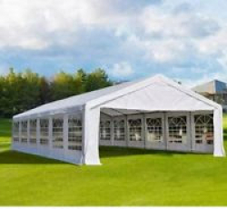 20x30 White Tent