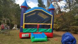 bounce house 15x15