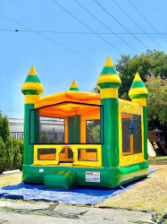super sonic bounce house
