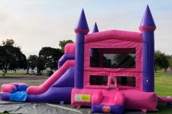 Pink Castle Combo Jumper