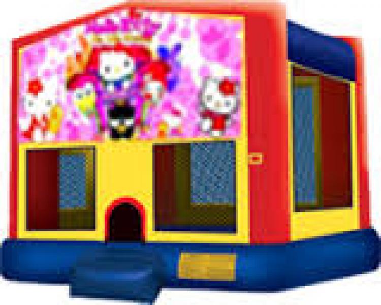 Hello Kitty Module Jumper