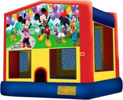 Mickey and Friends Module Jumper