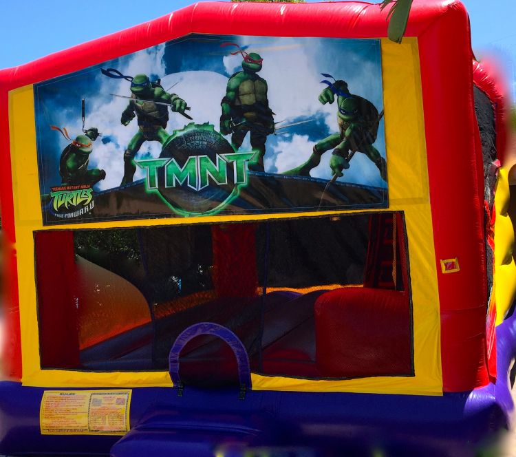 Teenage Mutant Ninja Turtles Module Combo Air Bounce San