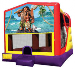 Combo Jumper Rentals Combo Jump Houses Air Bounce San
