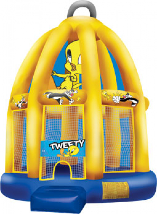 Tweety Bird Bounce | Inflatable Rentals and Bounce House Party