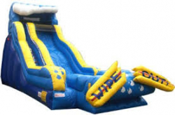 19' Wipe Out Slide