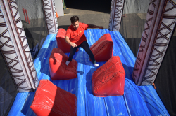 62ninjawarrior inset33 895827106 American Ninja Warrior Obstacle Course