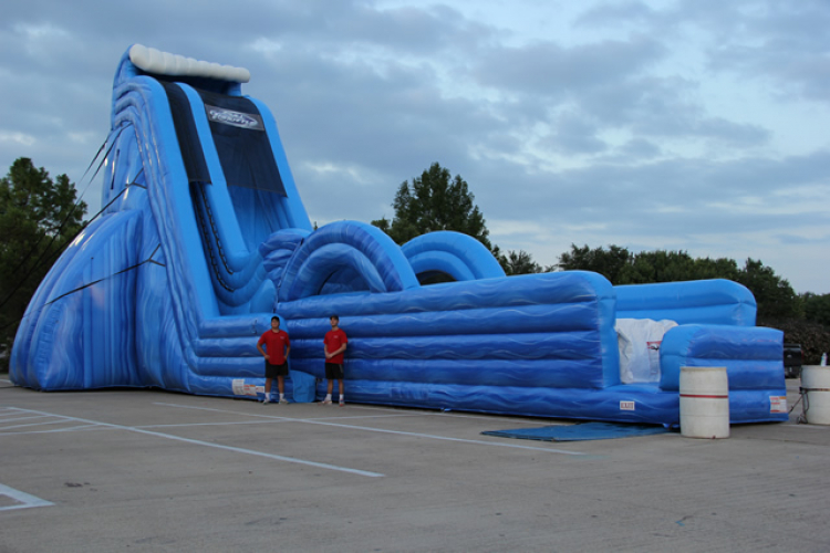 water slide rentals Spring Valley, NY
