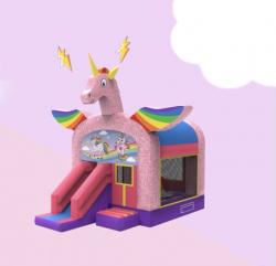 Unicorn Bounce Combo