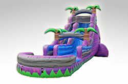 Purple Monster 2 440736 22' Purple Monster Slide
