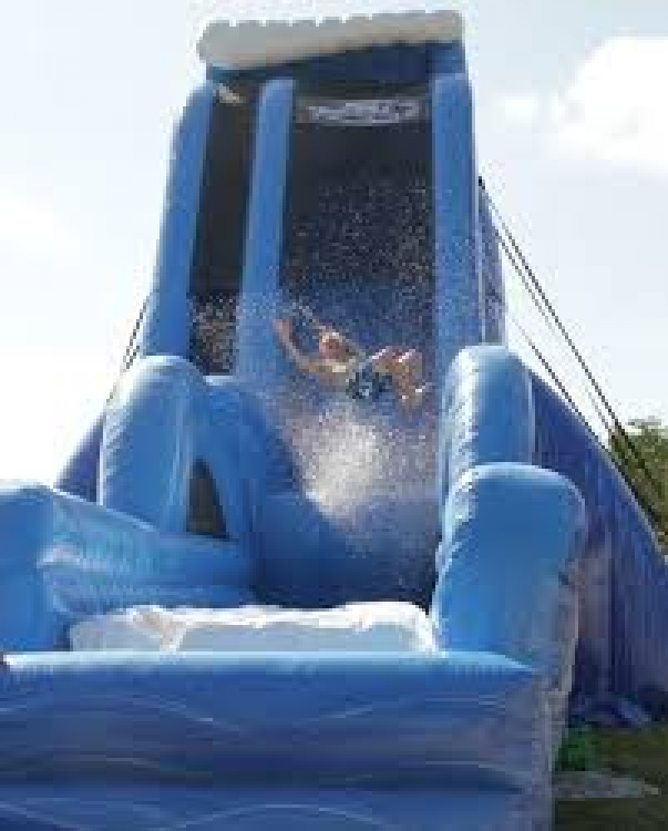 Extreme Water Slides