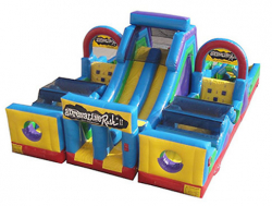 3 Piece Obstacle Course