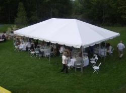 20 x 30 Canopy Pole Tent
