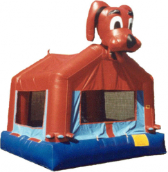 Clifford Bounce House