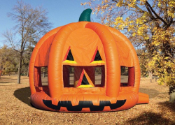 Pumpkin Bouncer (20')