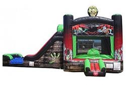 Zombie Combo Slide