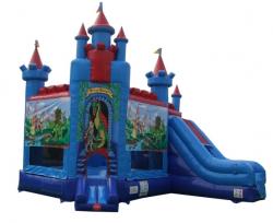 Knight Castle Combi