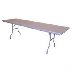 8 Foot Rectangle Table