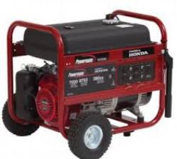 Large Portable Generator