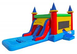 Dual Slide Combo with pool