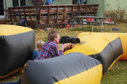 Inflatable Bunkers