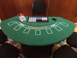 Casino - BlackJack Tables