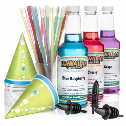 Sno Cone Party Kit