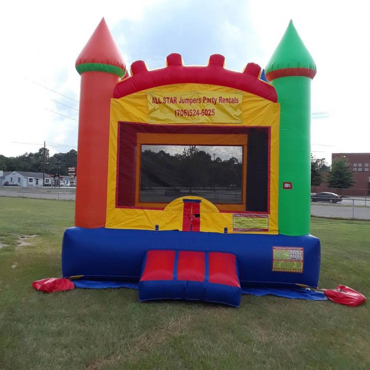 bounce house rental